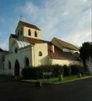A l'église de la Nativité de Marie de Margency, première messe de l'année Meryemana.